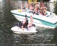 Its A Party On The Water - scene 8