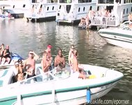 Its A Party On The Water - scene 3