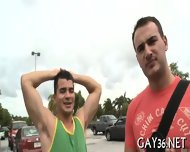 Muscle Hunk Gets Pounded - scene 3