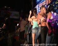 Up The Skirt Club Footage - scene 8