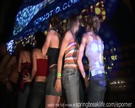 Up The Skirt Club Footage - scene 10