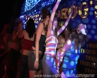 Up The Skirt Club Footage - scene 11