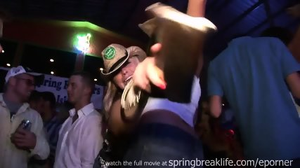 Spring Break Club Footage - scene 6