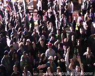 Mardi Gras Partiers - scene 8