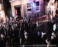 Mardi Gras Partiers - scene 2