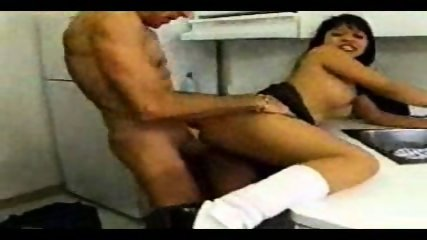 Horny asian Babe screwed - scene 2