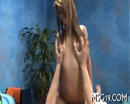 Tanned Sweetie Enjoys Dick Ride - scene 1