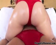 Massaging Session With Hot Spicy Ginger - scene 5