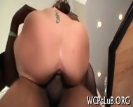 Hot Interracial Sex Scene - scene 12