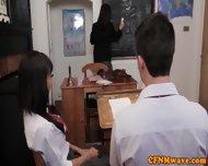 Dominant Stephanie Blows Humiliate Guy - scene 1