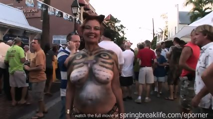 Naked Street Party - scene 2
