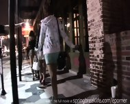 Drunk Girls On The Town - scene 4