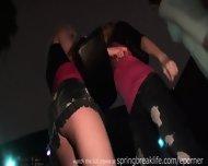 Up The Skirt Party Girls - scene 10