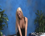 Frisky Gal Gets Facial Cum Load - scene 11