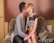 Sly Stag Seduces A Virgin - scene 3