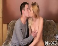 Sly Stag Seduces A Virgin - scene 4