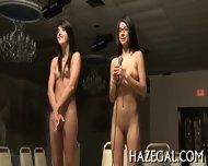 Oiled Babes In Lesbo Fun - scene 8