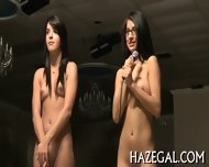 Oiled Babes In Lesbo Fun - scene 10