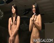 Oiled Babes In Lesbo Fun - scene 10