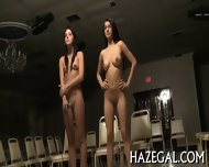 Oiled Babes In Lesbo Fun - scene 12