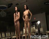 Oiled Babes In Lesbo Fun - scene 12