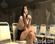 Oiled Babes In Lesbo Fun - scene 2