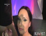 Babes Get Cumshot Shower - scene 11