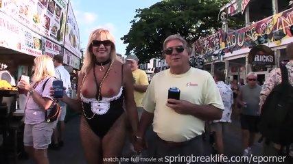Key West Daytime Street Party - scene 1