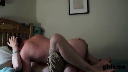 Gay dude licks his hot lover