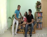 Explicit Cuckold Fornication - scene 8