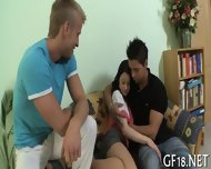 Explicit Cuckold Fornication - scene 9