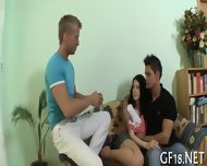 Explicit Cuckold Fornication - scene 11