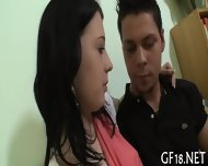 Explicit Cuckold Fornication - scene 3