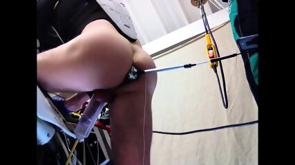 Electro Vacuum Fucking Machine