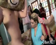 Filling Horny Mouths With Schlongs - scene 7