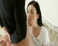Wet Blowjob And Deep Banging - scene 8
