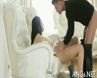 Wet Blowjob And Deep Banging - scene 11