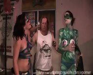 Naked Party Girls In Key West - scene 10