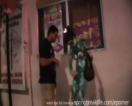 Naked Party Girls In Key West - scene 11