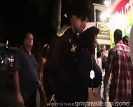 Naked Party Girls In Key West - scene 4