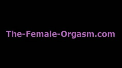 The female Orgasm - scene 1