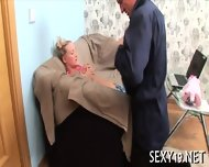 Horny Teacher Devouring Lass - scene 12