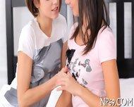 Licking Babes Hot Beaver - scene 1