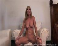 Hot Cougar Gets Naked - scene 8