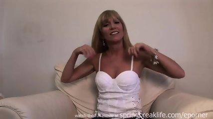 Hot Cougar Gets Naked - scene 2