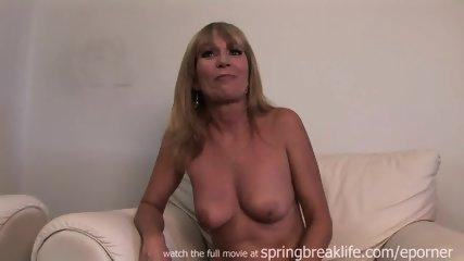 Hot Cougar Gets Naked - scene 6