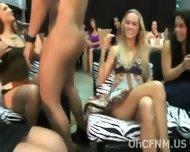 Naughty Hot Ladies Sucking Swollen Cock - scene 8