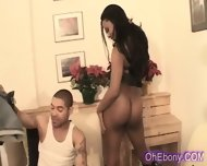 Hot And Juicy Black Ass - scene 9