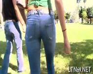 Explicit Banging From Behind - scene 5