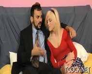 Erotic Doggystyle Hammering - scene 5